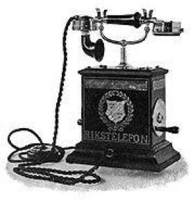 Geschiedenis van de telefoon